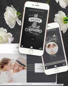 Appy Couple offers hundreds of customizable designs