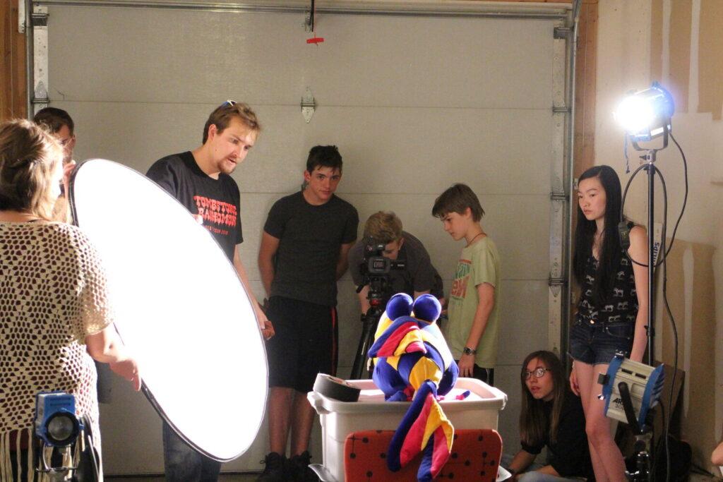 Binning Foundation Film Photo